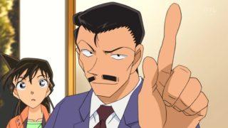 毛利小五郎の推理が当たるのはアニメで何話・漫画で何巻?