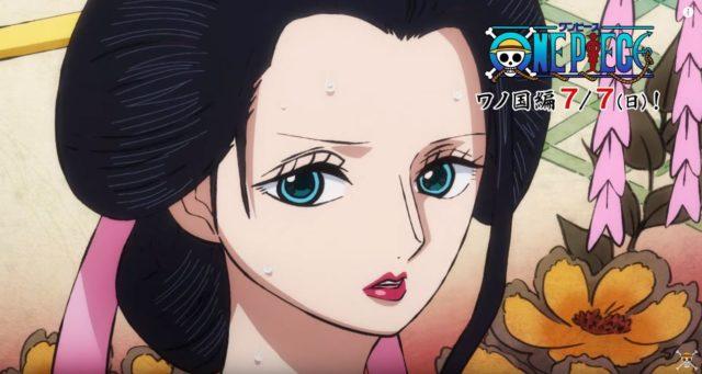 アニメワンピース「ワノ国編」の7/7オープニングが凄すぎる!?一体何が!