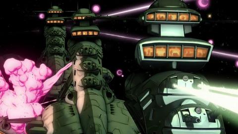 ガンダムオリジン10話の感想!セイラの強く哀しい戦い【前夜赤い彗星】