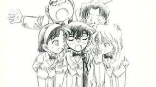 名探偵コナンアニメEDエンディング主題歌ランキングベスト5!2019版